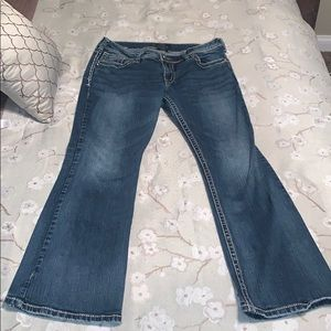 Women's Silver brand jeans bootcut